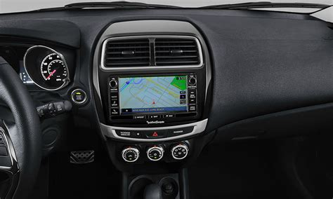 nissan outlander interior 2017 mitsubishi outlander sport crossover suv
