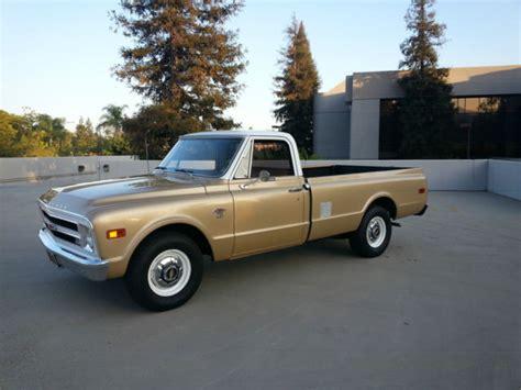1968 chevrolet truck 1968 chevrolet truck in california 50th year anniversary