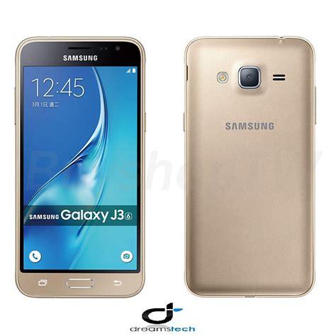 Samsung Galaxy J3 6 samsung galaxy j3 6 sm j320f 4g dual sim 2016 gold