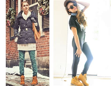 timberland style womens boots