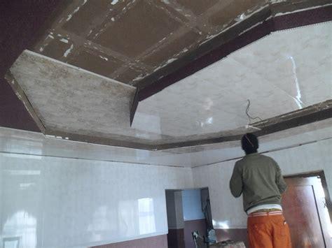 Decke Beschichtet by Pvc Ceiling D Home Care Coatings