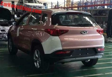Chery Jumsuite 2 In 1 Black Include Inner new of the chery tiggo 7 suv for china carnewschina