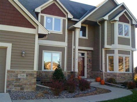 cottage exterior color schemes cheneybeshara