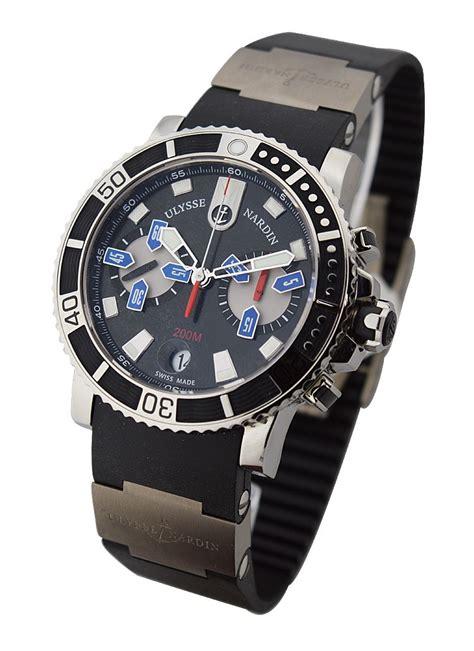 Richard Mille Tourbillon Automatic Rubber Silver Blue Premium 8003 102 3 92 ulysse nardin marine maxi diver chronograph steel essential watches