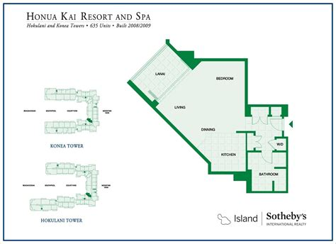honua floor plans honua floor plans honua resort map my