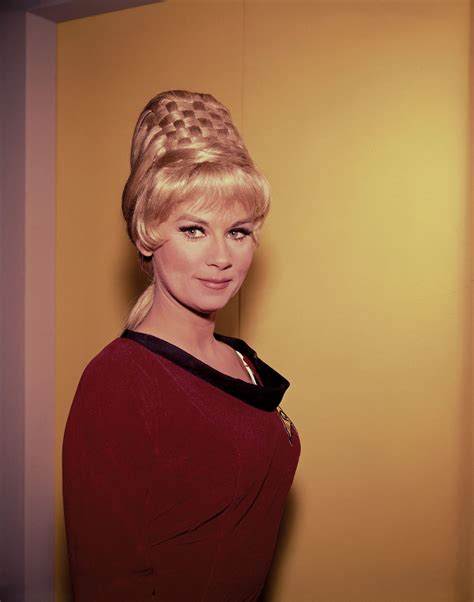 star trek sixties hairstyles majel barrett known people famous people news and