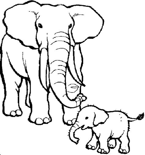 unique elephant coloring pages coloring pages abstract animals page fun coloring monkey