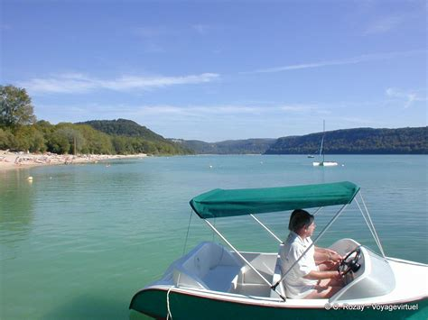 lake chlain boats for sale franche comt 233 electric boat on lake chalain france