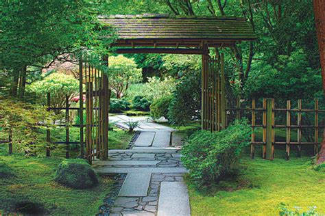 elements   japanese garden finegardening