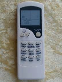 Daewoo Air Conditioner Remote Replacement Ager Air Conditioner Remote Zc Lw01 Ebay