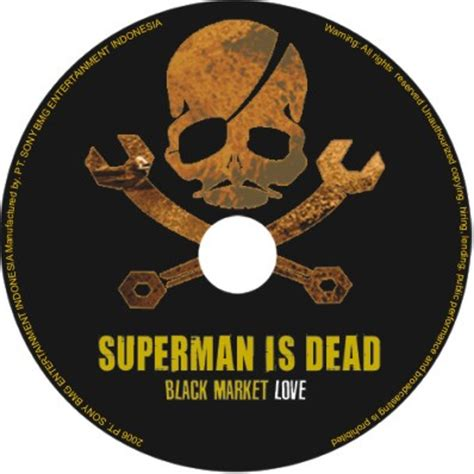 download mp3 full album superman is dead black market love album digital rock melody