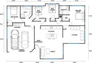 Hous Eplans 2d House Plan House Of Samples