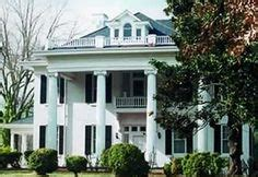 Southern Mansion House Plans Plantation Montgomery Al Was Acquired And Restored By And Will Gardner
