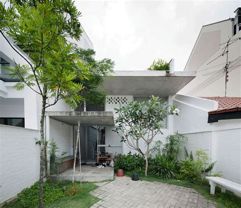 Small Home Design Singapore Linghao Architects T House