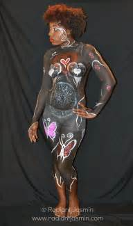 Body Painting Model Before Painting » Home Design 2017