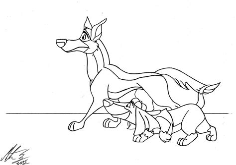 all dogs go to heaven coloring pages