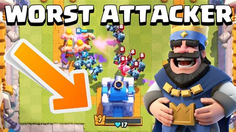 Kaost Shirt Clash Royale Witch clash royale worst attacker lol it s me