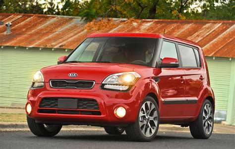 Kia Soul Reviews 2013 2013 Kia Soul Review By Carey Russ
