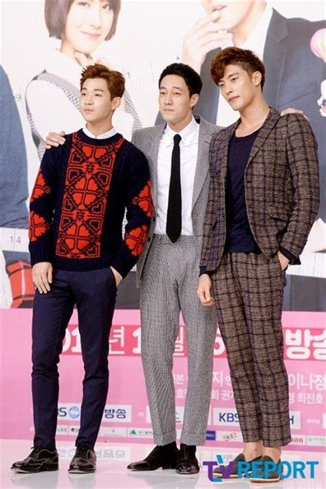 so ji sub real instagram press conference and promising long preview for oh my