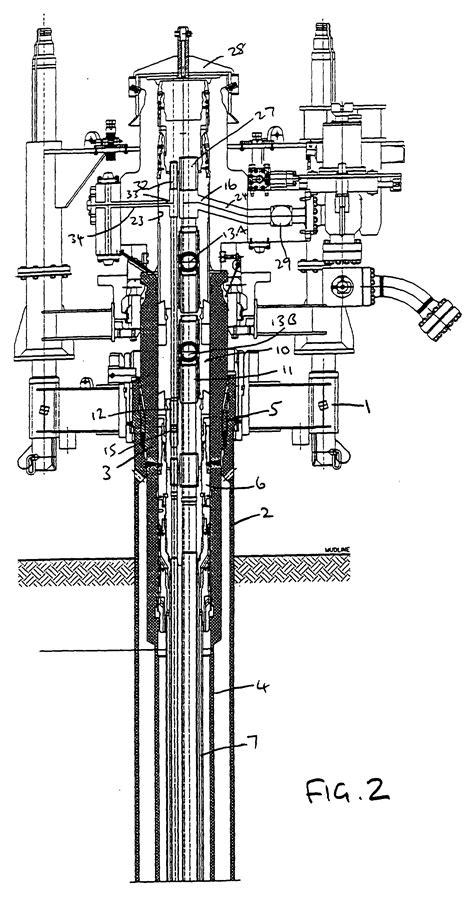 b section wellhead patent ep0845577b1 wellhead assembly google patents