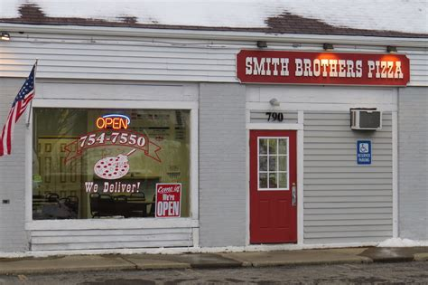 Smith Brothers by Smith Brothers Pizza Closing For Now