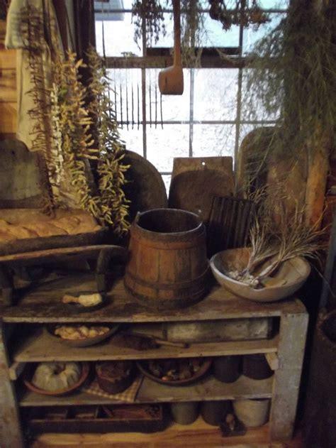primitive bucket bench primitive bucket bench bowls buckets crocks more
