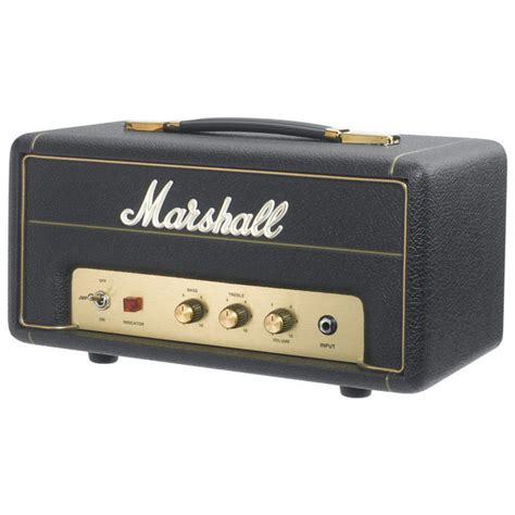marshall head and marshall jmp1h 1970s 50th anniversary amp head at