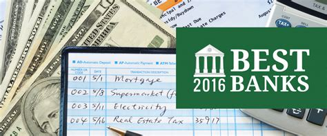 best bank 10 best checking accounts of 2016 gobankingrates