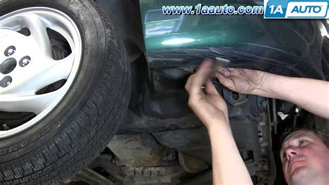 how cars engines work 2002 ford zx2 parking system how to install remove front bumper cover 1998 2003 ford escort zx2 youtube