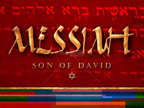 fulfilled prophecies and connections of yeshua hamashiach jesus the messiah tract book format books messiah of david powerpoint presentation