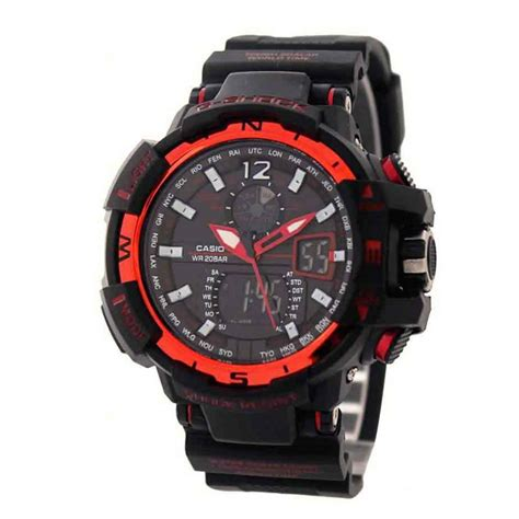 casio g shock protection wr 20 bar