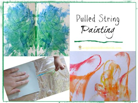 String Pulling - string painting www pixshark images