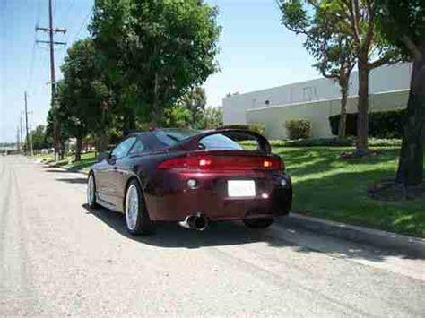 1998 mitsubishi eclipse gsx for sale buy used 1998 mitsubishi eclipse gsx in california united