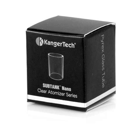 Authentic Glass Tank Subtank Nanominiregular authentic kanger subtank nano transparent replacement