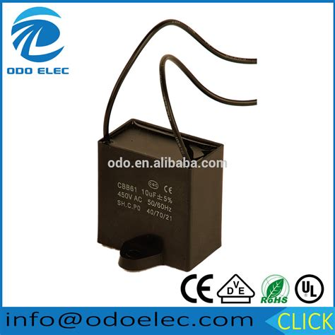 Ceiling Fan Speed Capacitor by Amazing Wire Ceiling Fan Capacitor Cbb Ceiling Fan