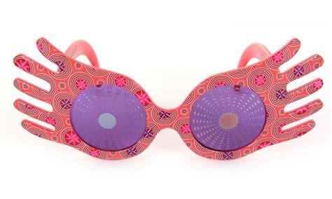 harry potter luna lovegood spectra specs glasses costume