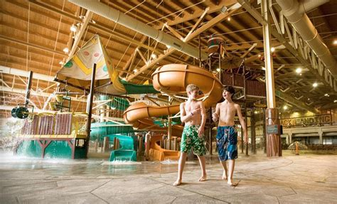 great wolf lodge save 47 on groupon on kidcabin suite