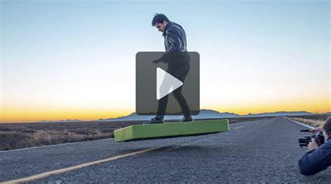 skateboard volante arcaboard lo skateboard volante futuro