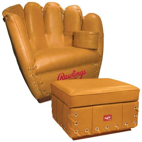 Baseball Mitt Chair by Premium Of The Hide Baseball Glove Leather Mitt