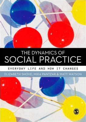 rethought the social practices of books the dynamics of social practice elizabeth shove