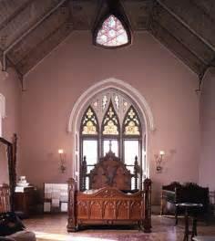 Gothic revival gothic interiors victorian bedroom bedroom windows