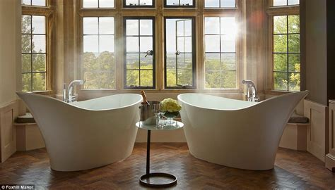 hotels with big bathtubs uk the world s most luxurious hotel bathrooms revealed daily mail online