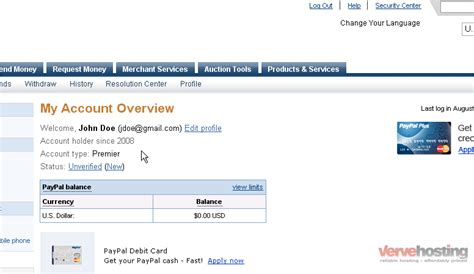 tutorial carding paypal how to apply for a paypal debit card knowledgebase