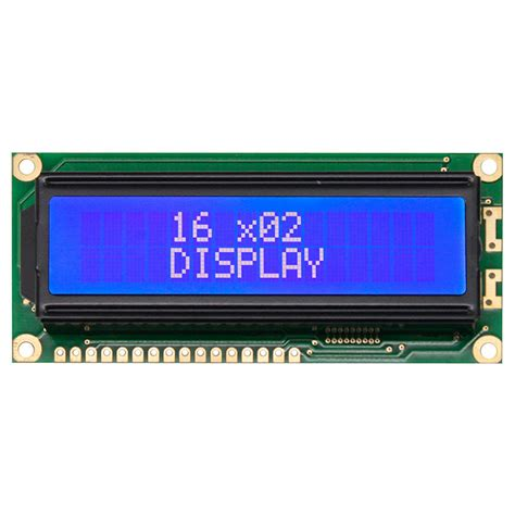 Lcd Display 16x2 character small lcd module medium lcd module wh1602j