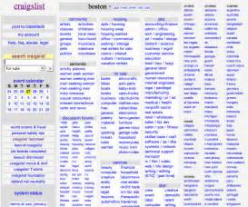 Craigslist Org Dart Vs Craigslist Relation To Section 230 Of The