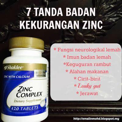 Zinc Isi 60 Suplement Untuk Kesehatan Rambut alahan makanan dan rambut gugur antara tanda kekurangan zinc healthy is a lifestyle