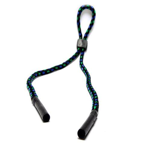 rubber sting techniques lanyard sunglass cords with non slip rubber tips