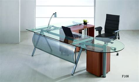 Glass Office Tables Welcome New Era Furniture Mart