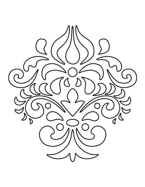 Flower Decor For Home 25 unique damask patterns ideas on pinterest free