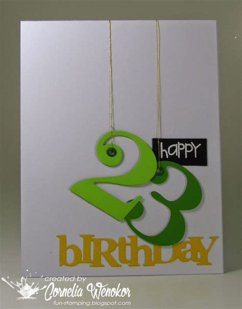Big Handmade Birthday Cards - the world s catalog of ideas
